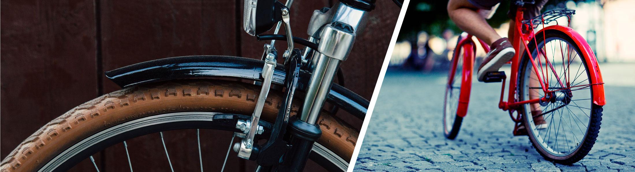reparation af cykler og knalleter